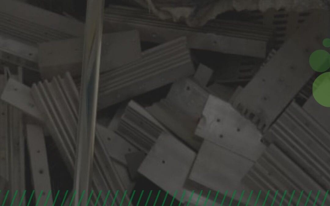 Alumínio e a reciclagem